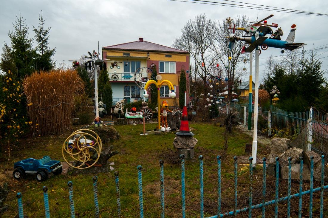 dom w Wydrzy